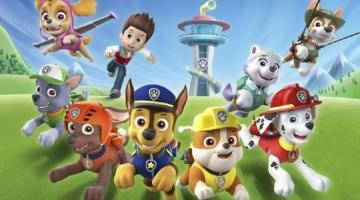 Paw Patrol, Toy Story, Masha y el Oso y tributo a Belly y Beto en el Esperanza Iris