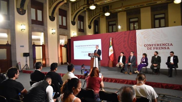 Se duplican casos de Covid-19 en México, en 24 horas incrementó a 41 personas infectadas