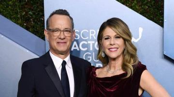 Dan de alta a Tom Hanks y Rita Wilson tras diagnóstico de coronavirus
