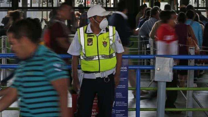 Instala Guatemala filtros en la frontera con México para detectar el Covid-19