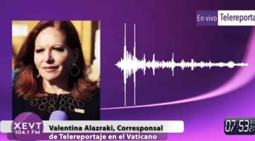 Valentina Alazraki   17 marzo 2020