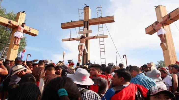 Viacrucis de Iztapalapa se realizará a puerta cerrada y sin público
