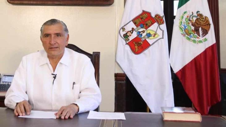 Adán Augusto pide estar unidos más allá de diferencias políticas y sociales