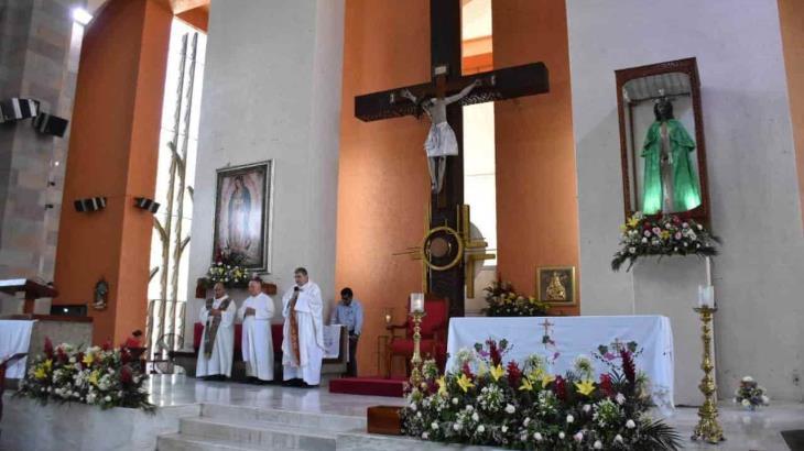 Suspenden a partir de hoy misas públicas en Tabasco, tras medidas anunciadas por el gobierno