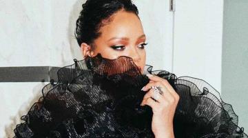 Dona Rihanna 5 mdd a ciudadanos vulnerables ante contingencia por coronavirus