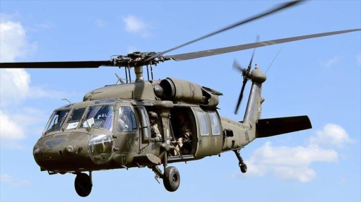 Cae helicóptero de la SEMAR en Veracruz; reportan al menos 7 muertos