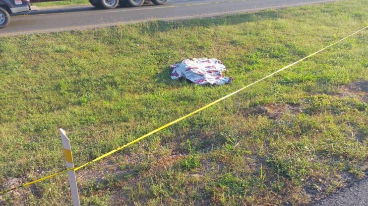 Muere policía de investigación de la FGE en accidente vehicular
