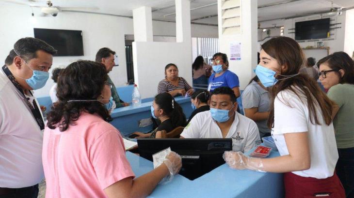 Suspenden en Yucatán operación de cines, comercios y plazas