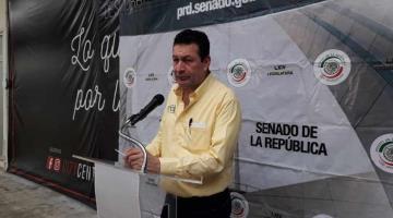 Compara Senador caso de Hospital de Pemex con medicina chafa que dio Javier Duarte en Veracruz