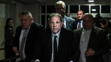 Harvey Weinstein tiene coronavirus