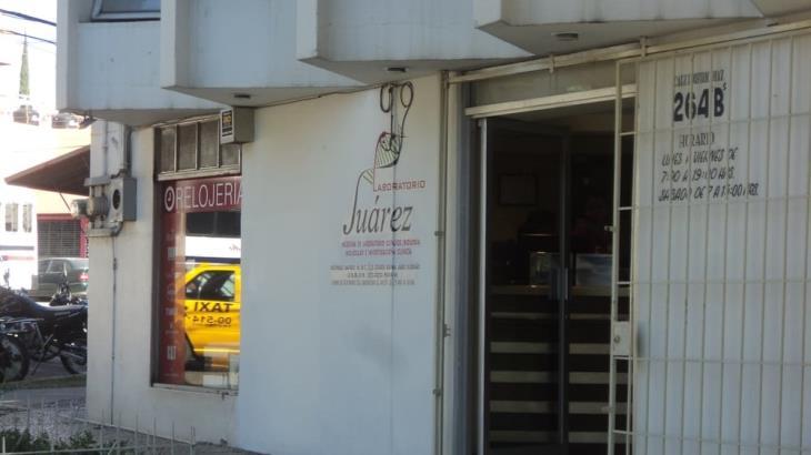Por vender pruebas falsas de Covid-19, Profeco suspende laboratorio en Oaxaca