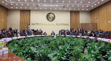 Analiza el INE suspender su participación en las elecciones de Coahuila e Hidalgo