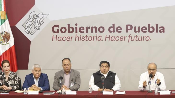Decreta gobierno de Puebla cierre temporal de establecimientos por Covid-19