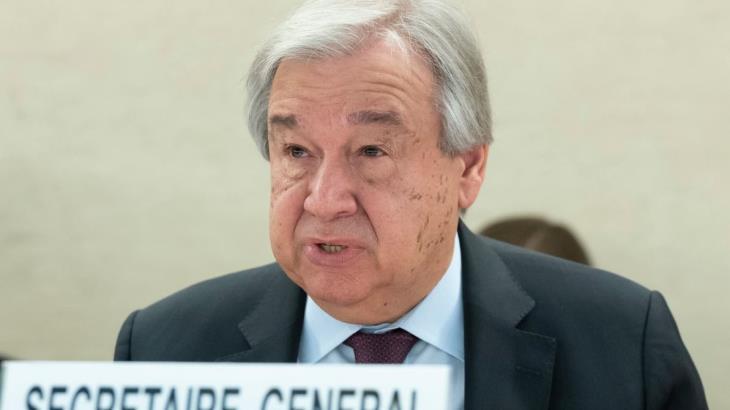 Solicita la ONU un alto al fuego mundial ante pandemia del Covid-19