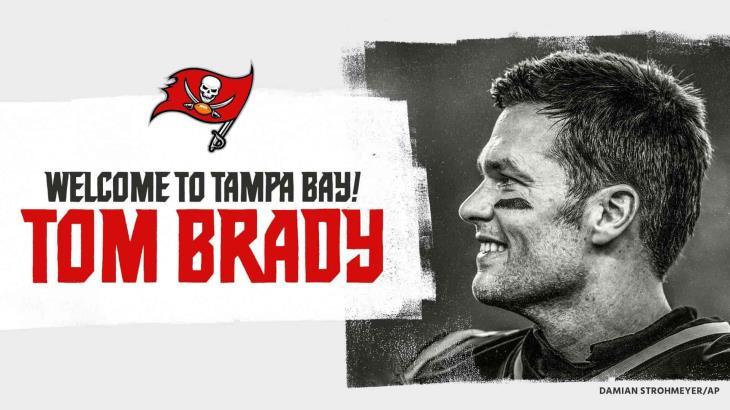 Tom Brady anuncia que no hablará más de su salida de los Patriotas