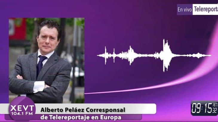 Colapsa COVID-19 a España: Peláez