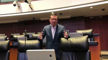 Advierten senadores del PRI que no acudirán al salón de sesiones ante pandemia de coronavirus