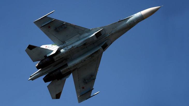 Se estrella un avión ruso en el mar Negro; realizaba un vuelo programado