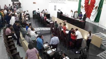 Congreso Tabasqueño espera línea presidencial para declarar receso legislativo, asegura Gerald Herrera