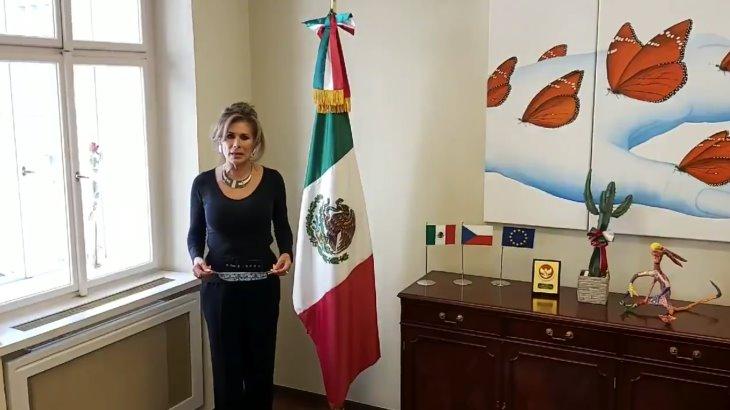 Informa embajada mexicana en República Checa que servicios aéreos se están limitando
