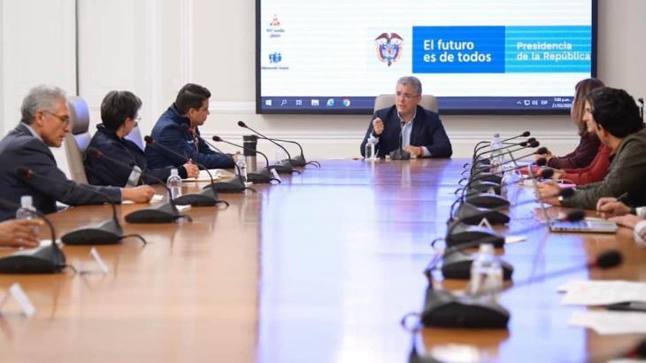 Colombia entra en confinamiento de 19 días para frenar pandemia del Covid-19