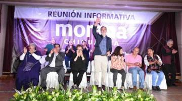 Anuncia Morena que el domingo lanzará convocatoria para renovar dirigencia nacional