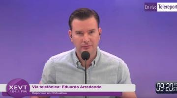 COVID-19 deja varados a migrantes en Chihuahua: Eduardo Arredondo
