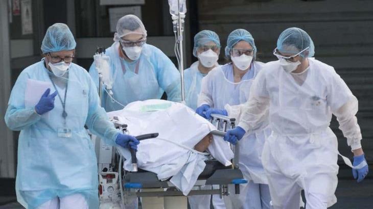 EEUU se convierte en el país con más infectados por coronavirus