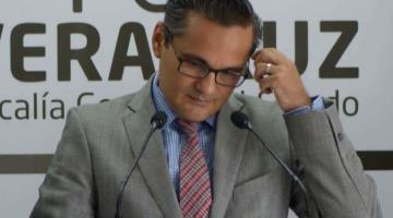 Cesan definitivamente a Jorge Winckler como fiscal de Veracruz