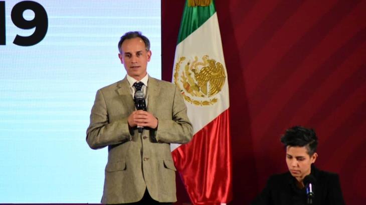 Se eleva a 8 el número de fallecimientos por COVID19 en México.