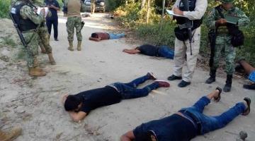 Detienen a banda dedicada al tráfico de gasolina en Huimanguillo y Cárdenas