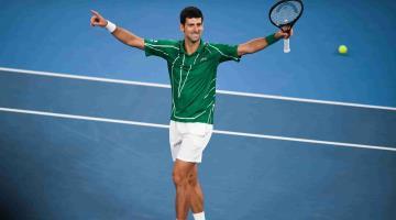 Djokovic anuncia compra de equipo médico