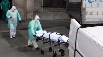 España registra 832 muertes en un día por coronavirus; suman ya 5 mil 690 los fallecidos