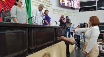 Impugna PRI designación de Gabriela Tello como contralora del IEPC