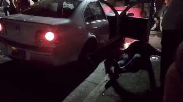 Muere pareja al ser baleada en Gaviotas norte