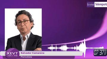 Los conservadores han estado igual de mal que AMLO ante el COVID-19: Salvador Camarena
