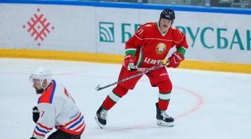Presidente de Bielorrusia, a favor de seguir con liga de futbol y de hockey