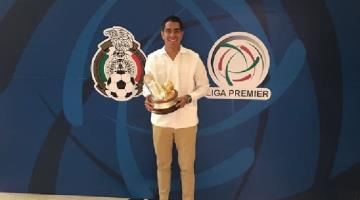 Mexicano se consolida líder de goleo en Liga de Nicaragua