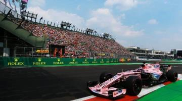 Gran Premio de México estuvo en riesgo