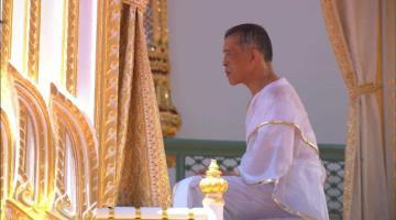 Rey de Tailandia se aísla de pandemia en un hotel de lujo con 20 concubinas
