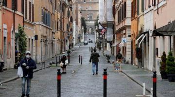 Hasta mayo concluiría confinamiento por Covid-19 en Italia, según expertos