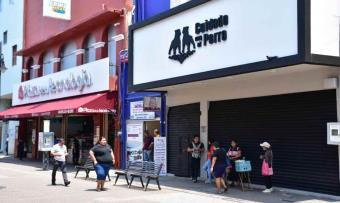 Comercios cierran temporalmente ante la declaratoria de emergencia sanitaria por Covid-19
