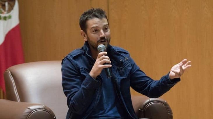 Presenta Diego Luna campaña #MiBarrioMeRespalda; busca ayudar a comunidades y sectores vulnerables