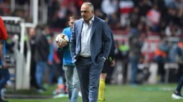 El paro de la Liga MX vino bien al San Luis: Memo Vázquez