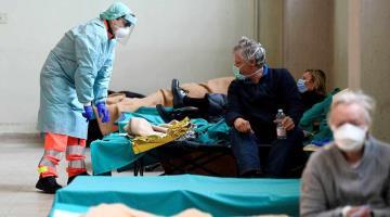 Europa suma 30 mil muertos por Covid-19