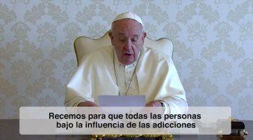 Pide Papa Francisco rezar por las personas que padecen alguna adicción