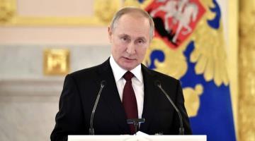 Declara Rusia como no laborables todos los días hasta el 30 de abril para contener Covid-19