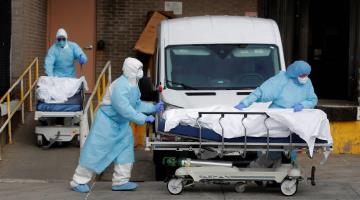 Supera el mundo el millón de casos confirmados de Covid-19 y más de 50 mil muertes