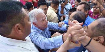 Granier envía carta a los ciudadanos de Tabasco
