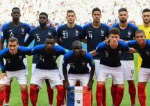 Anuncia Selección de Francia y Federación donación millonaria a médicos